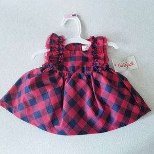 🆕️ Cat & Jack newborn dress